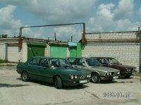 "История ""пятерки"" BMW"