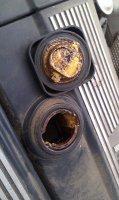 BMW e39: пенится масло
