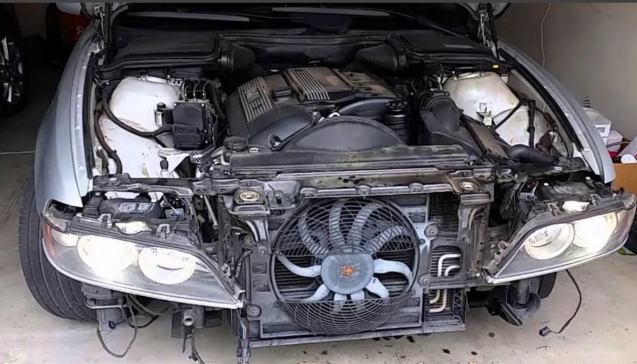 Проблемы с электрикой в BMW e39