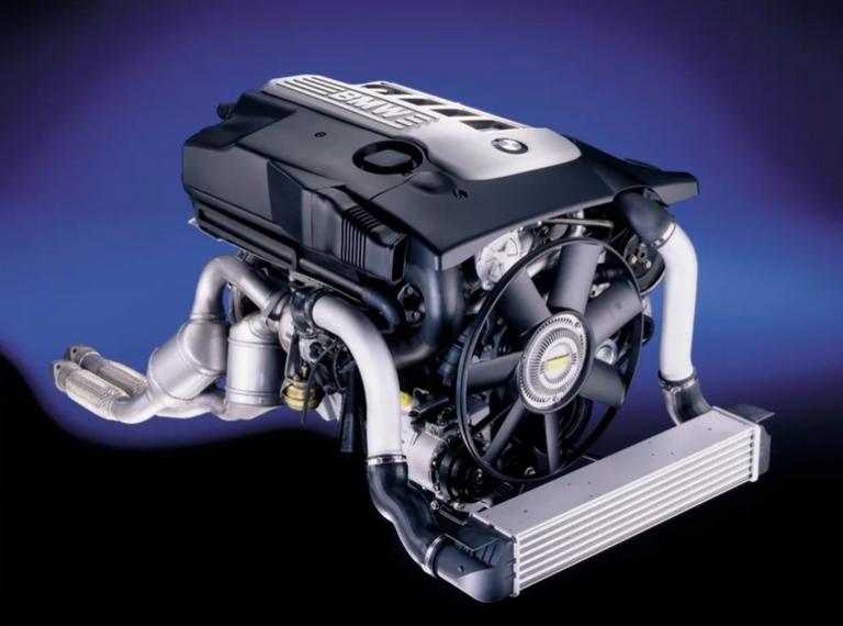 BMW: двигатель M57TUD30