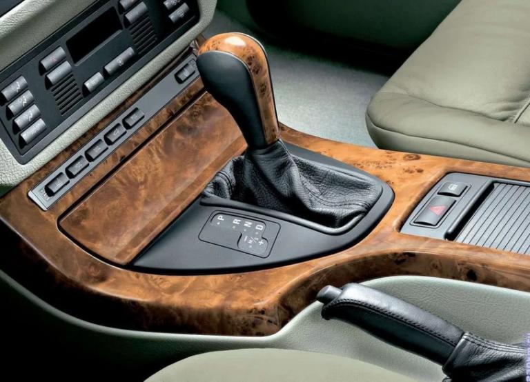 BMW e39. Steptronic. Режим M/S (Ручной режим и спортивная программа)