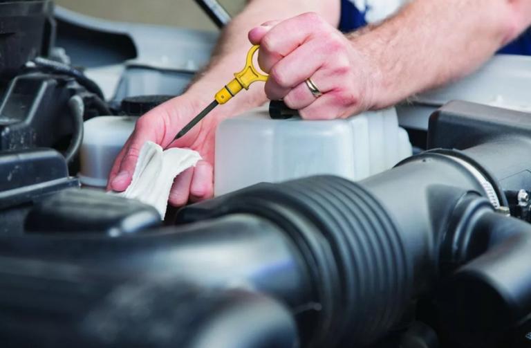 BMW e39: Проверка уровня масла в АКПП и его замена