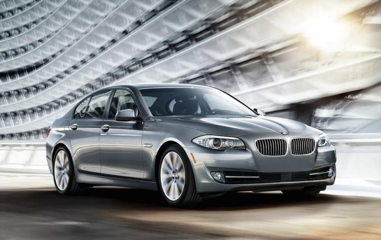 BMW 528i / 530i : технические характеристики