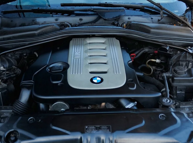 BMW 530d (M57D30): отзыв