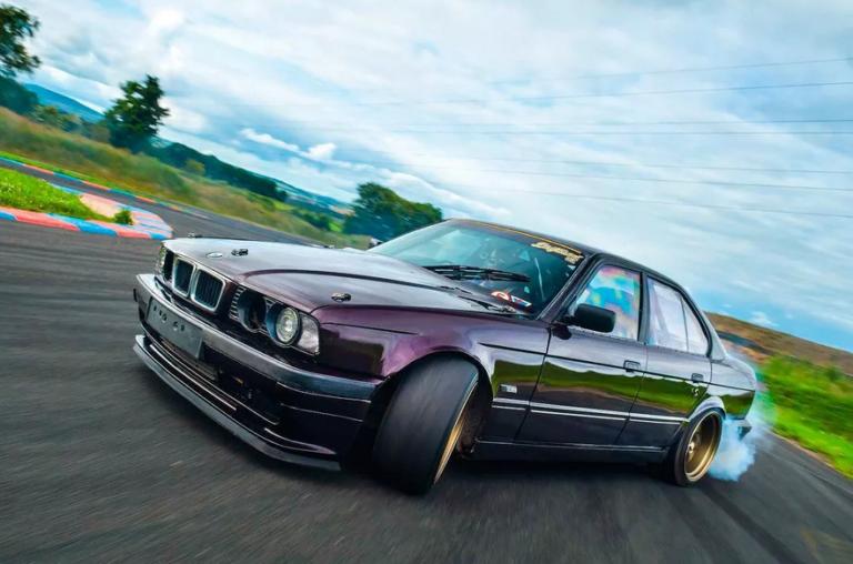 BMW e34: плюсы и минусы
