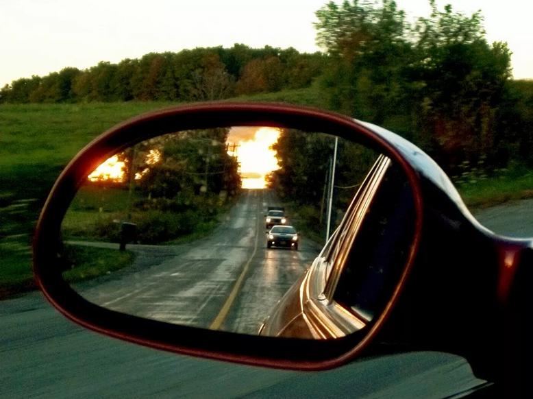 ЗАмена зеркала на БМВ е39